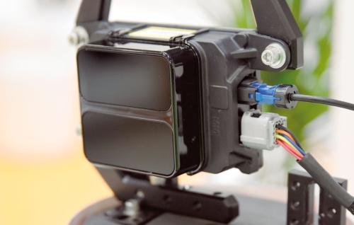 図1 2020年末までに量産するContinentalの3次元LIDAR