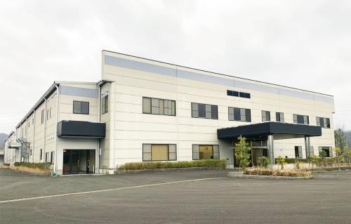 図1 新設するAPB福井工場の建屋の外観
