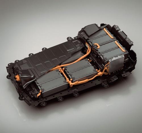 図2 MX-30 EV MODELの電池パック