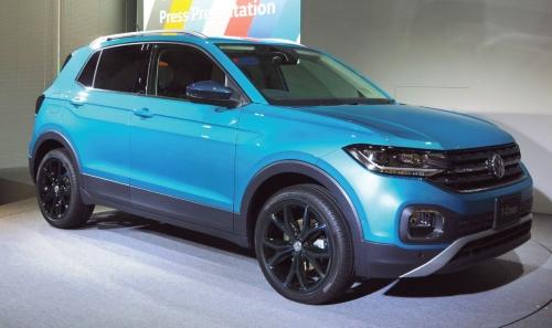図1 新型の小型SUV「T-Cross」