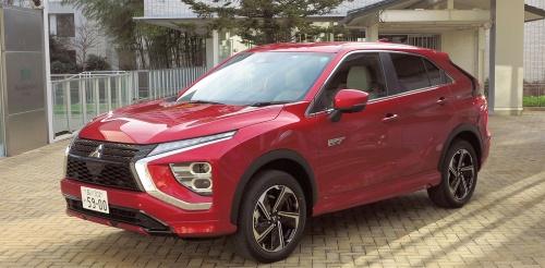 図1 小型SUV「エクリプスクロス」のPHEV