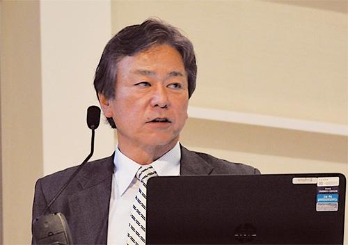 図1 日産自動車出身でB3上級副社長の宮本丈司氏