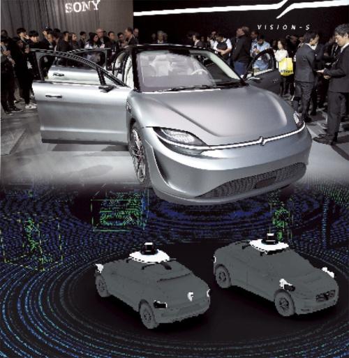 写真:Waymo、日経Automotive