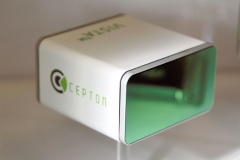 図3 米セプトン・テクノロジーズ(Cepton Technologies)のLIDAR