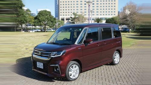 撮影:日経Automotive