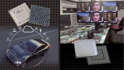 写真:NXPセミコンダクターズ、ルネサスエレクトロニクス