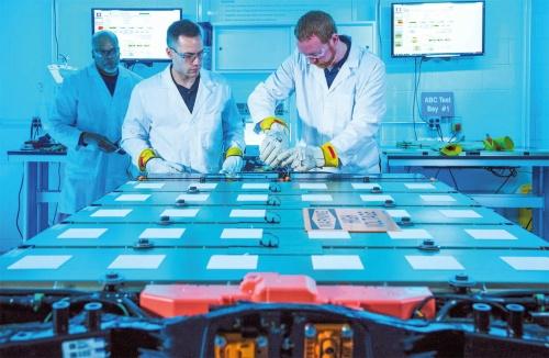 図2 GMの次世代EVプラットフォームはBMSを刷新