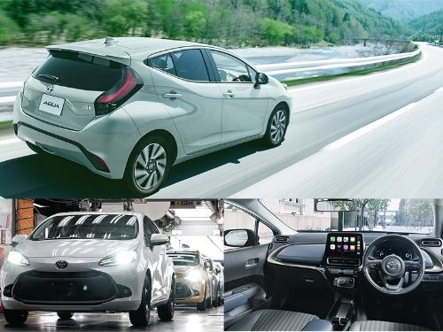 写真:トヨタ自動車、トヨタ自動車東日本