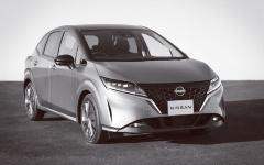 日産自動車の新型「ノートe-POWER」