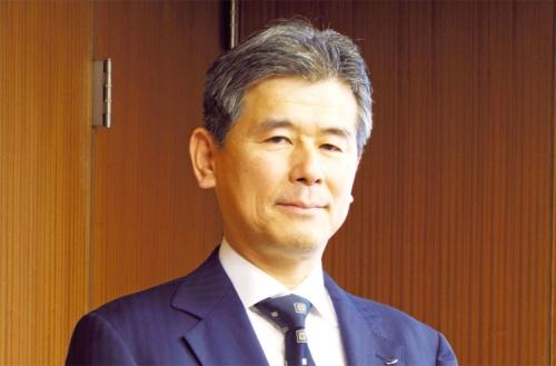 図1 スバル執行役員で第二技術本部長の江里口 磨(えりぐち・おさむ)氏