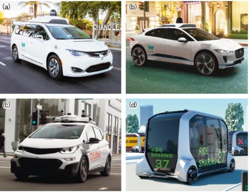 図2 MaaS運営者はどの自動運転車を選ぶのか