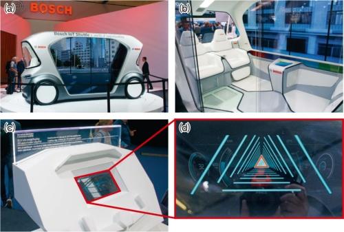 図10 次世代の内装・コックピット技術も開発