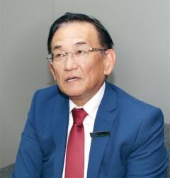 図1 マルチ・スズキ社長兼最高経営責任者(CEO)の鮎川堅一氏
