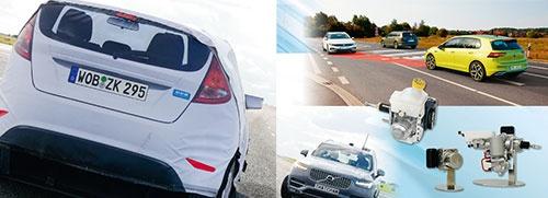 写真:コンチネンタル、Euro NCAP、フォルクスワーゲン、日経Automotive
