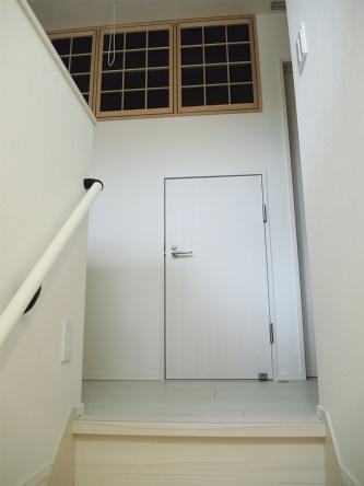 〔写真1〕2階に1畳の空調室