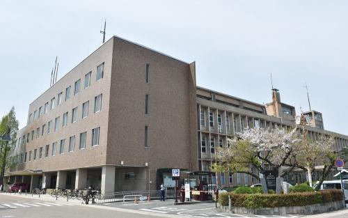 〔写真1〕岸和田市が新庁舎建設を計画