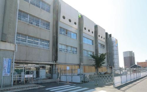 〔写真1〕新庁舎の建設は先送りに