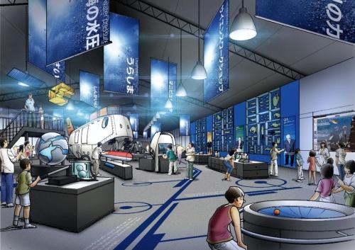 海洋文化施設(242億円)