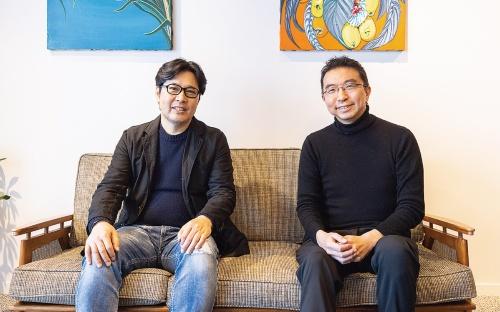 〔写真4〕オーナーと設計者が二人三脚でホテル開発