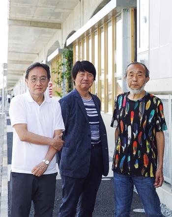 〔写真3〕かつての設計チームが25年ぶりに集まった
