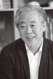 内藤廣氏。東京大学名誉教授、内藤廣建築設計事務所代表(写真:山田 愼二)