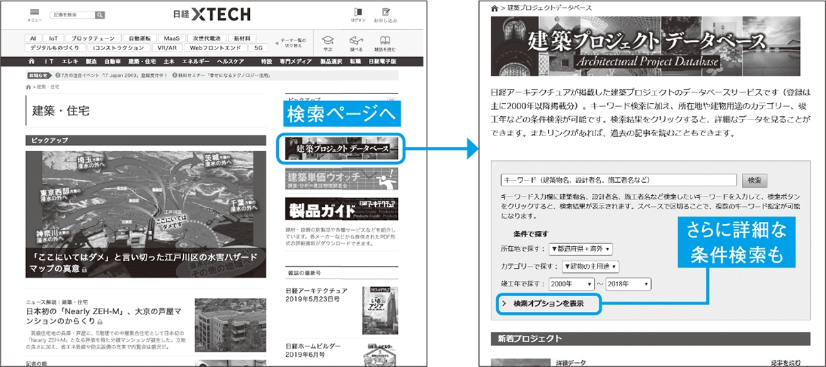 日経アーキテクチュア購読者の方は1カ月当たりプラス1250 円で日経クロステックの有料会員になれます