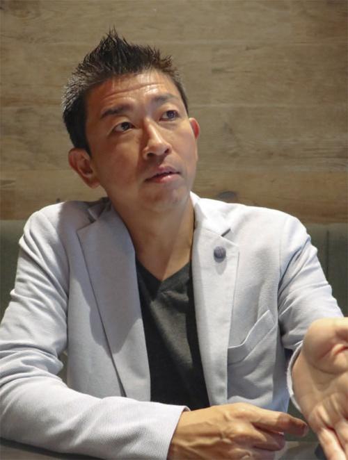 本間 毅(ほんま たけし)<br>HOMMA設立者・CEO