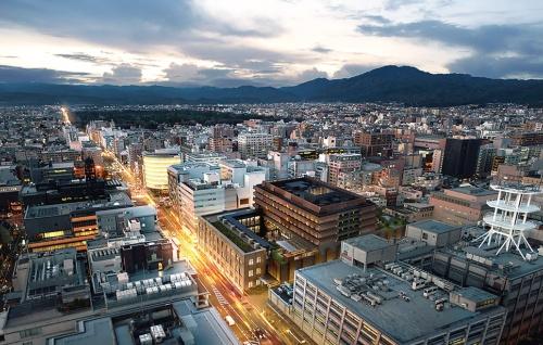 〔図2〕2020年春に開業を控える「エースホテル京都」