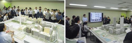 〔写真2〕著名な建築家らが激論を交わした