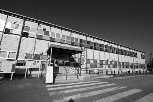 〔写真1〕新庁舎計画に大幅な遅れが発生