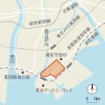 図の赤で示したエリア内の16地区で対策事業が検討されていたが、東野3丁目地区以外では住民合意が得られなかった(資料:日経アーキテクチュアが作成)