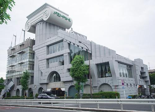 M2(現・東京メモリードホール、東京都世田谷区、1991年)