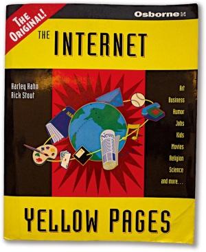 WebサイトのURLをまとめた情報誌は、ネット版の電話帳とも言える存在だった