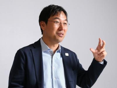 金沢祐悟取締役専務役員CDO(最高デジタル責任者)&CIO(最高情報責任者)