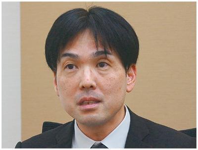 上之薗孝之利ICTビジネスソリューション部部長
