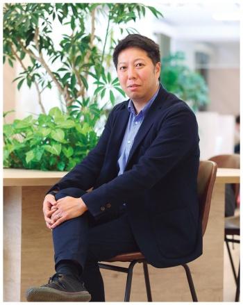 富山 浩樹(とみやま・ひろき)氏
