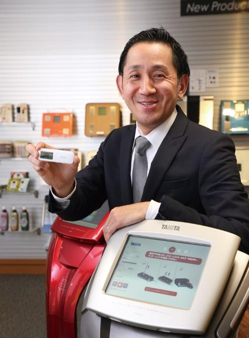 谷田 千里(たにだ・せんり)氏