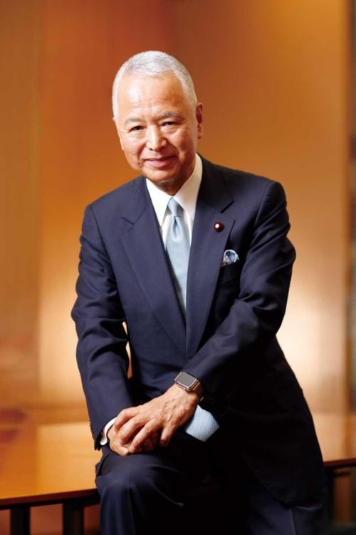 甘利 明(あまり・あきら)氏