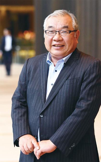 1984年3月東京大学経済学部卒業、同4月日本興業銀行(現みずほ銀行)入行。みずほフィナンシャルグループ執行役常務大企業法人ユニット長などを経て、2016年4月に同執行役常務グローバルプロダクツユニット長兼インキュベーションPT担当役員。18年4月から現職。(写真:北山 宏一)