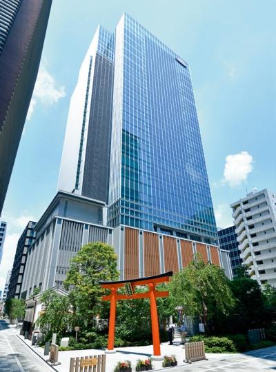 東京・日本橋のグローバル本社