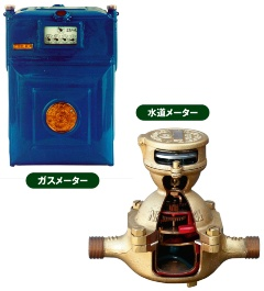 図 愛知時計電機が製造してきたボンボン時計や計測機類