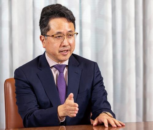 横山 隆介(よこやま・りゅうすけ)氏