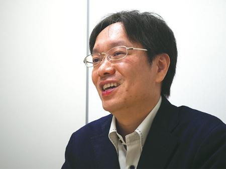 ソニー銀行の福嶋達也執行役員