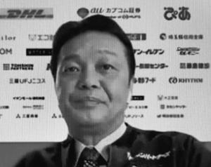 auカブコム証券の斎藤正勝社長