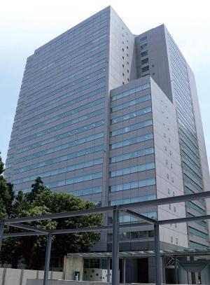 IPAが入居する東京都文京区のビル