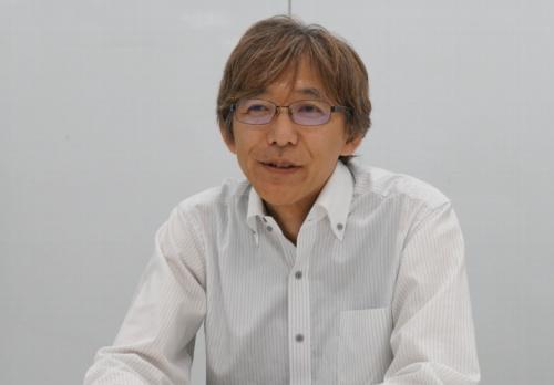 技術顧問に就いた及川卓也氏