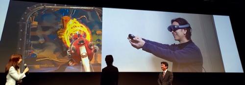 部屋の壁から敵キャラが湧き出るMRゲーム「Dr. Grordbort's Invaders」※開発元はニュージーランド・Weta Workshop