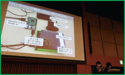 富山国際大学付属高等学校のチームがAI技術を操り「最優秀賞」を獲得