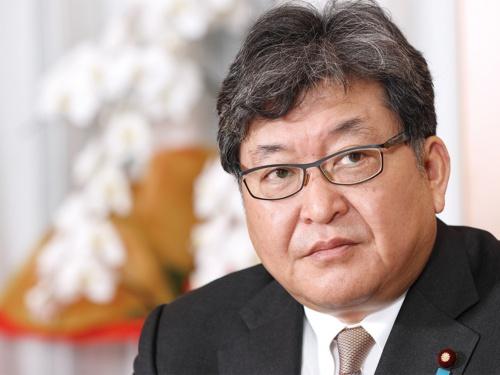 萩生田 光一(はぎうだ・こういち)氏