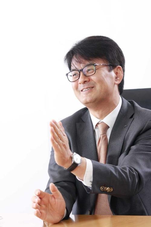 山口 明夫(やまぐち・あきお)氏